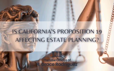 How California's Proposition 19 Will Affect Estate Planning: The Way Forward