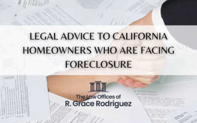 Home Foreclosure Attorney Provides Free Legal Advice To California Homeowners Who Are Facing Foreclosure